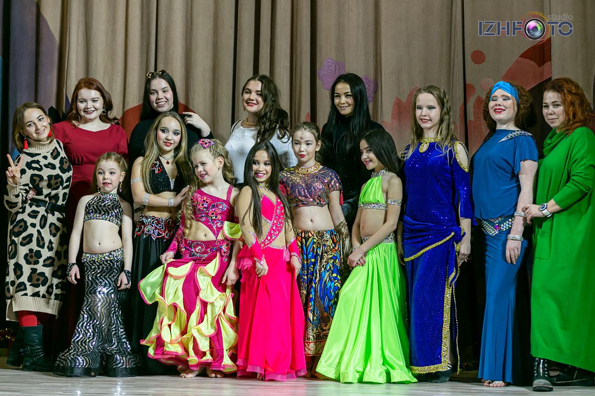 Студия восточного танца «Арабеск» Ижевск