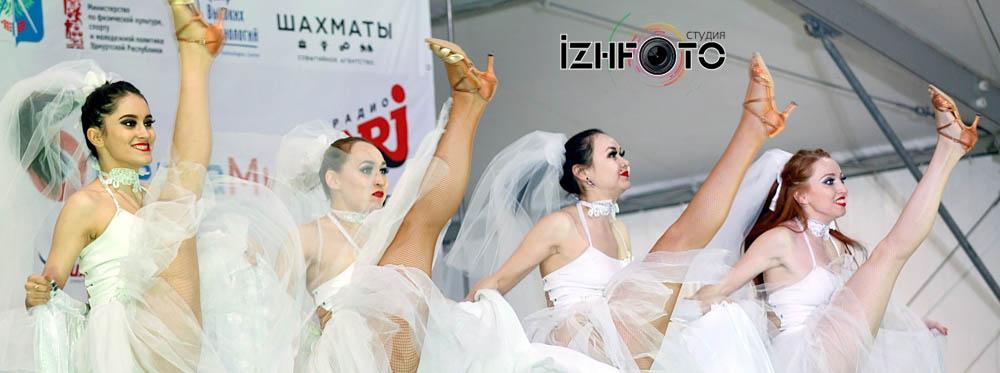 Шоу балет Фото