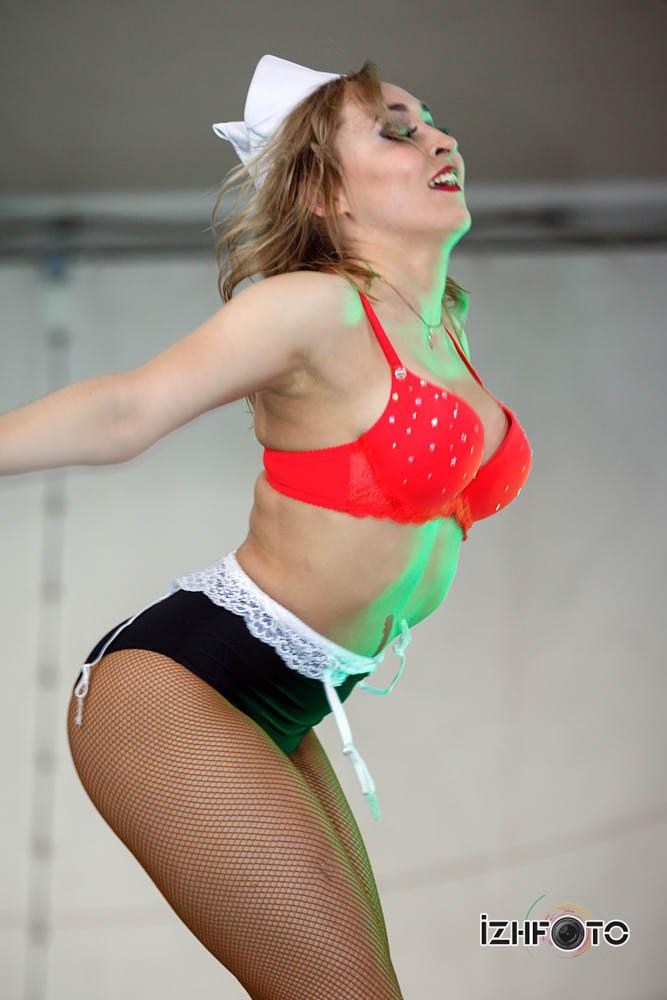 Бенефис шоу-балета Сердцеедки