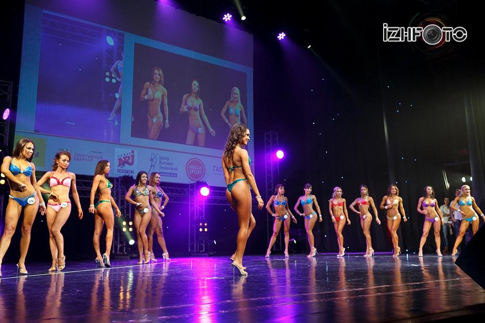 Конкурс красоты и спорта Фото