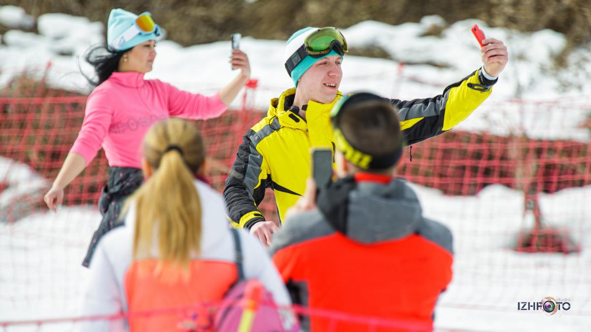 Закрытие горнолыжного сезона в Нечкино