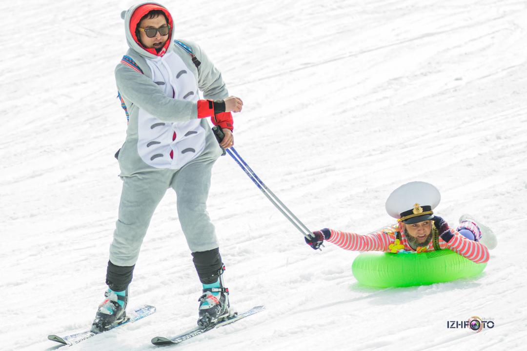 Трассы для сноуборда в Ижевске