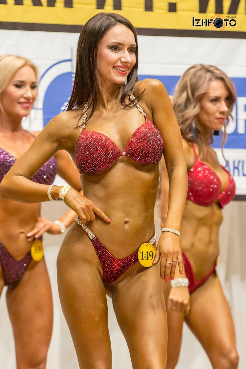 Фото с конкурса Мисс бикини