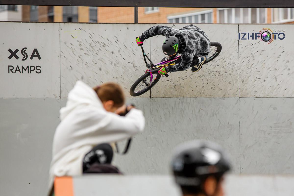 Велосипеды для выступления в дисциплине BMX фристайл