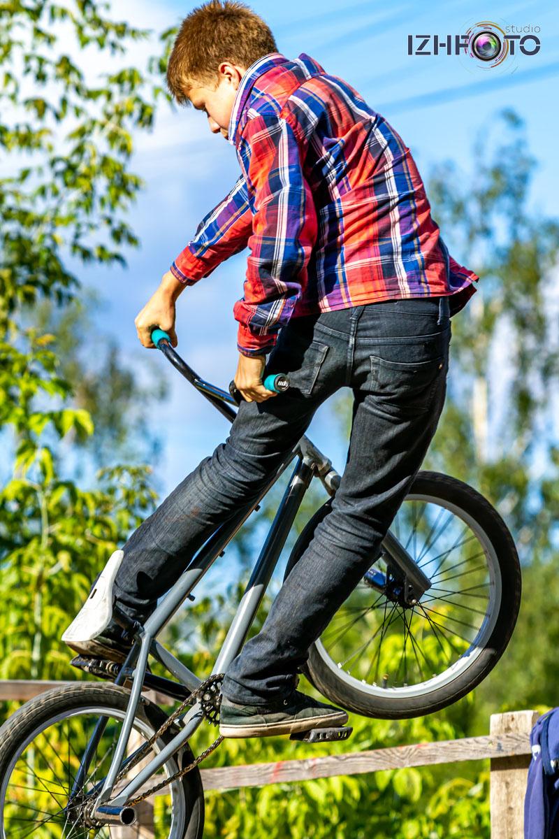 Велосипед bmx в Ижевске