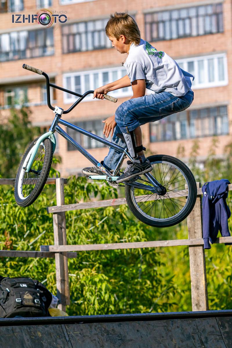 Фото Bmx в Ижевске