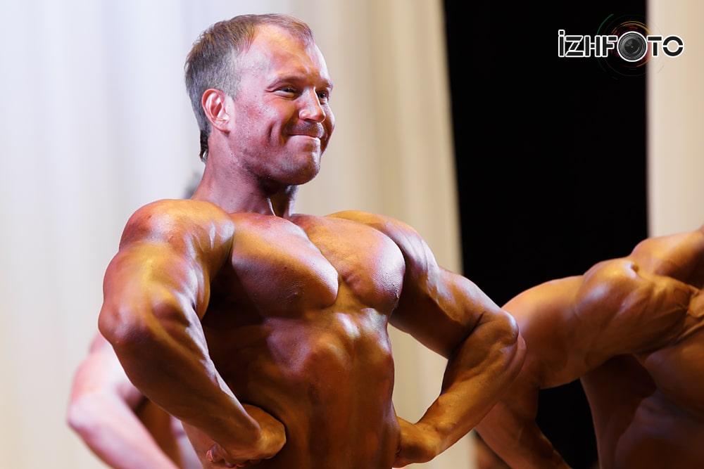 Чемпионат Ижевска по бодибилдингу 2015