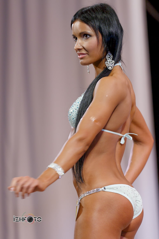 Чемпионат  Ижевска по фитнес бикини 2014