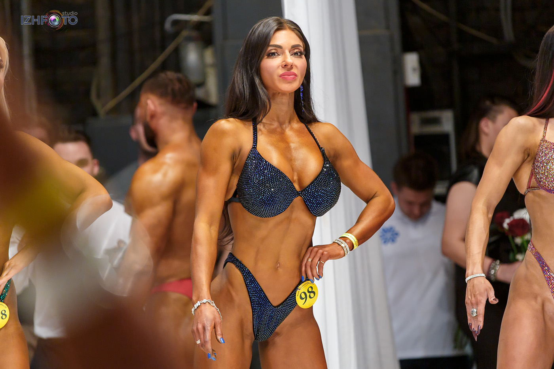 Fitness Bikini FOTO