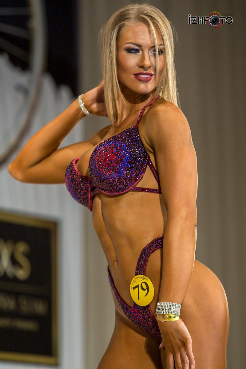 Фото с конкурса Мисс Бикини 2020