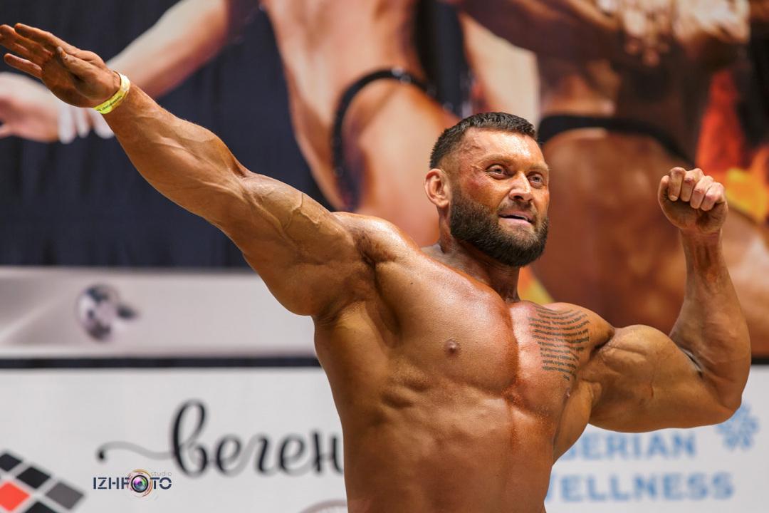 Бодибилдинг мужчины свыше 90 кг Фото