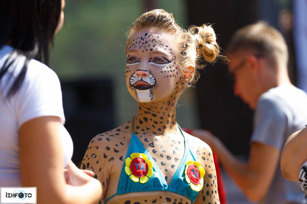 фестиваль по боди арту