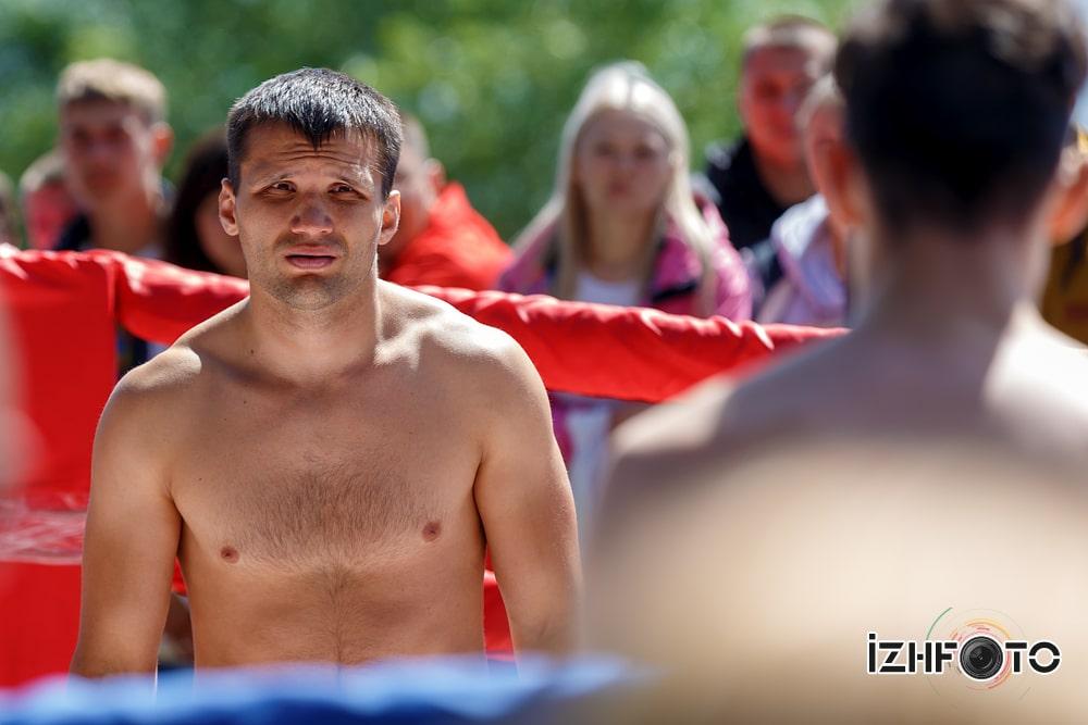 Спорт и спортсмены в Ижевске и Удмуртии
