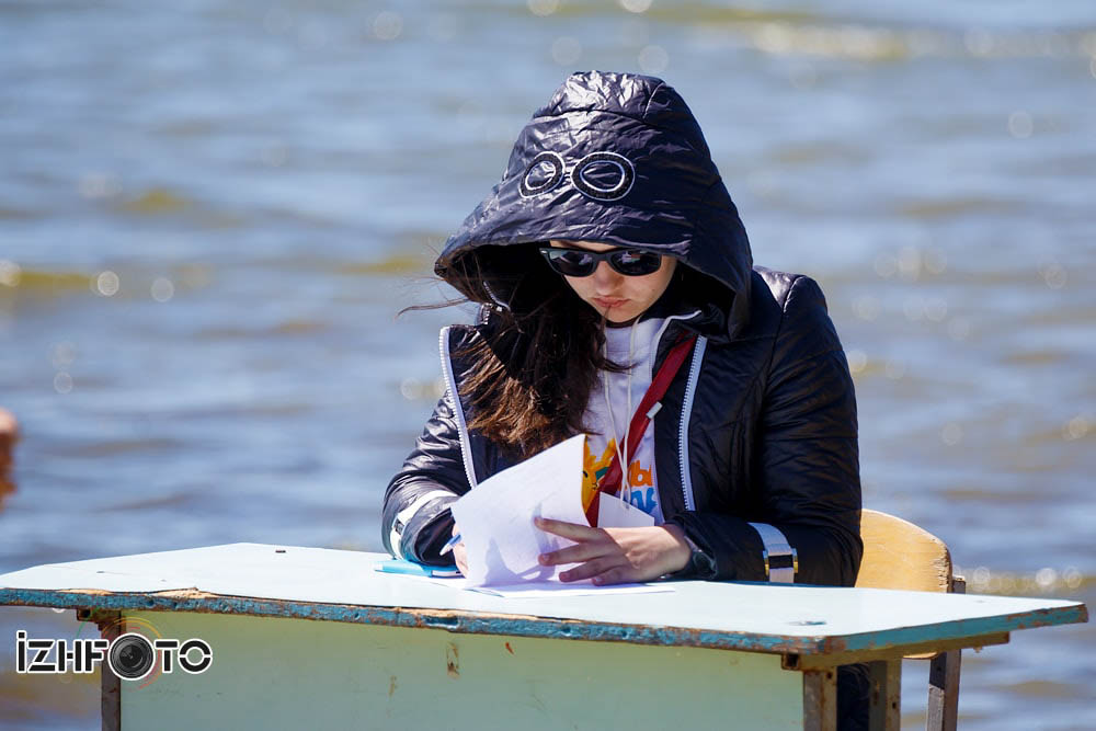 Большая вода 2014 Воткинск Фото
