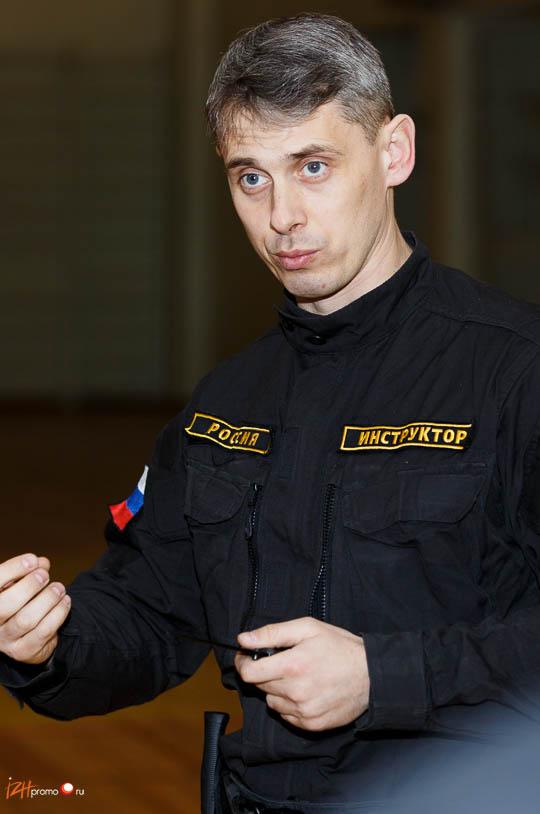Организатор мероприятия - Влад Уразманов