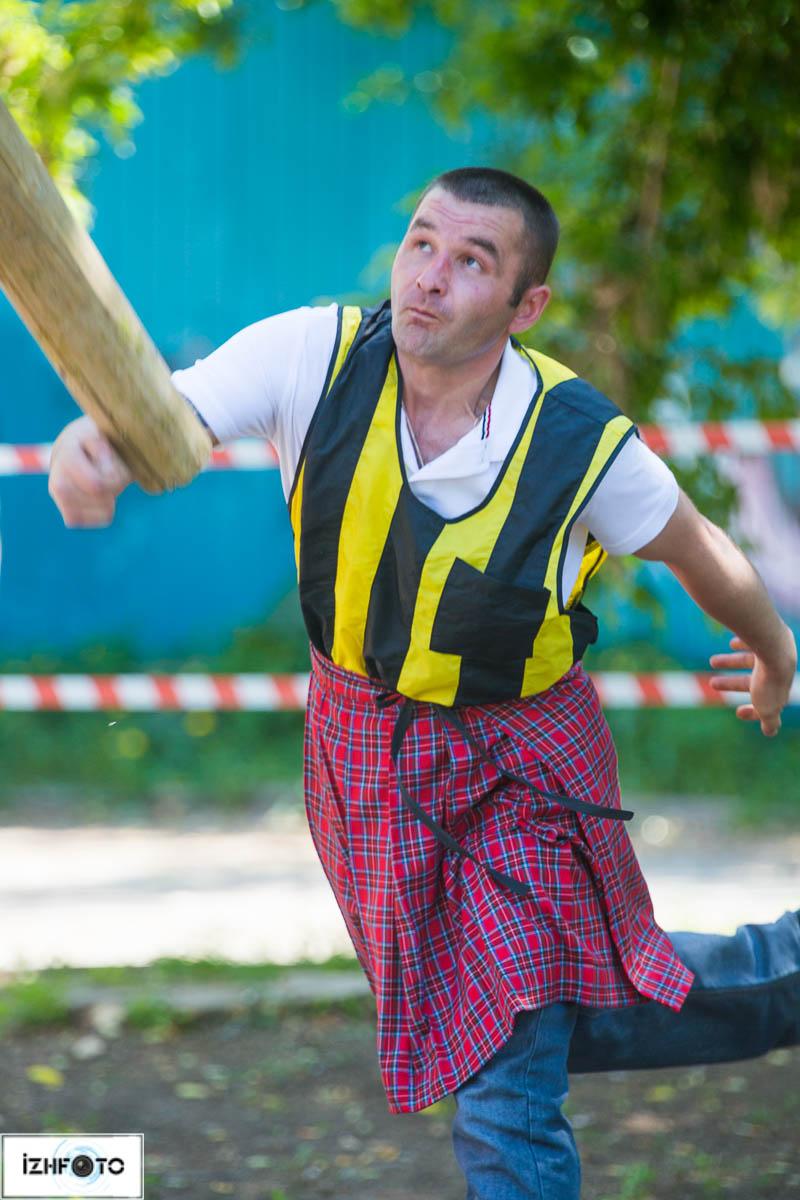 Конкурсы в День города, Ижевск 2013