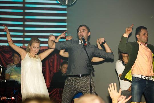 Вечеринка в Бригадой У в Ижевске