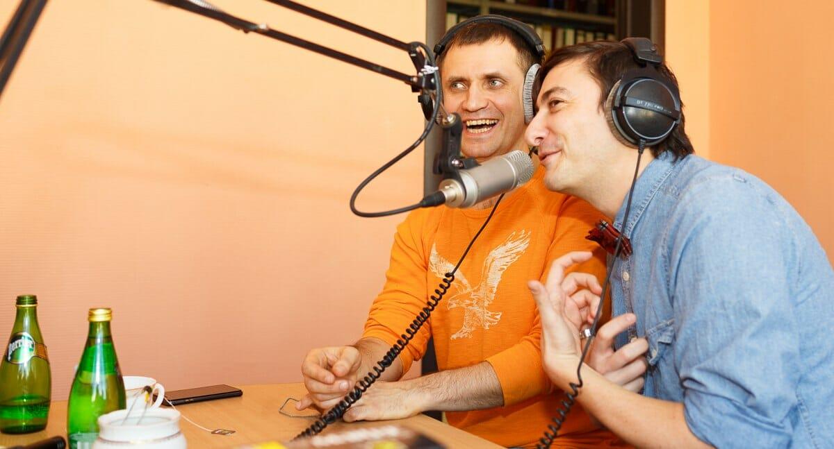 Радиоэфир с Бригадой У, Ижевск