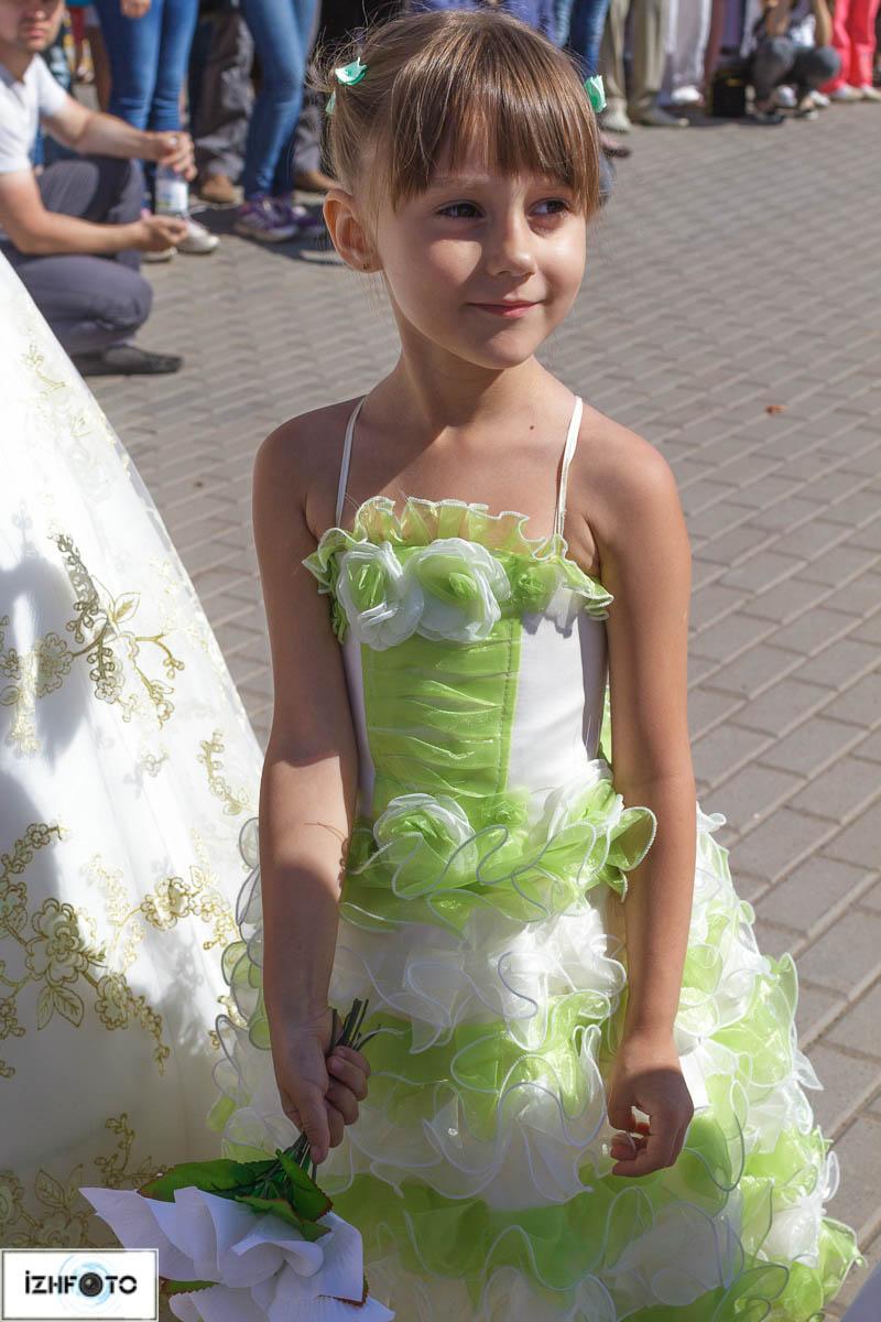 Свадебный марафон 2013 в Ижевске