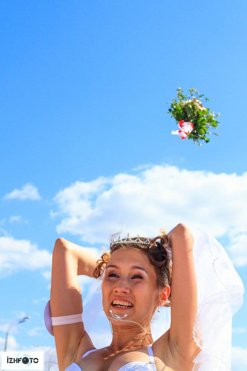 букет невесты 2013 фото