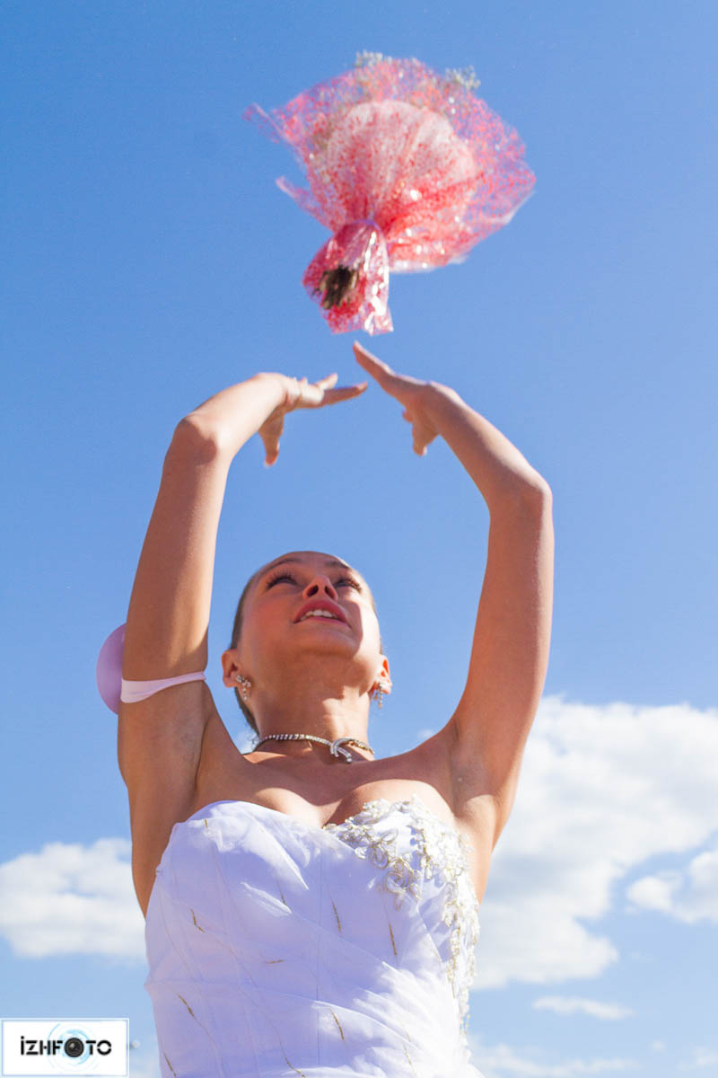 Участница марафона невест - Александра Бердникова