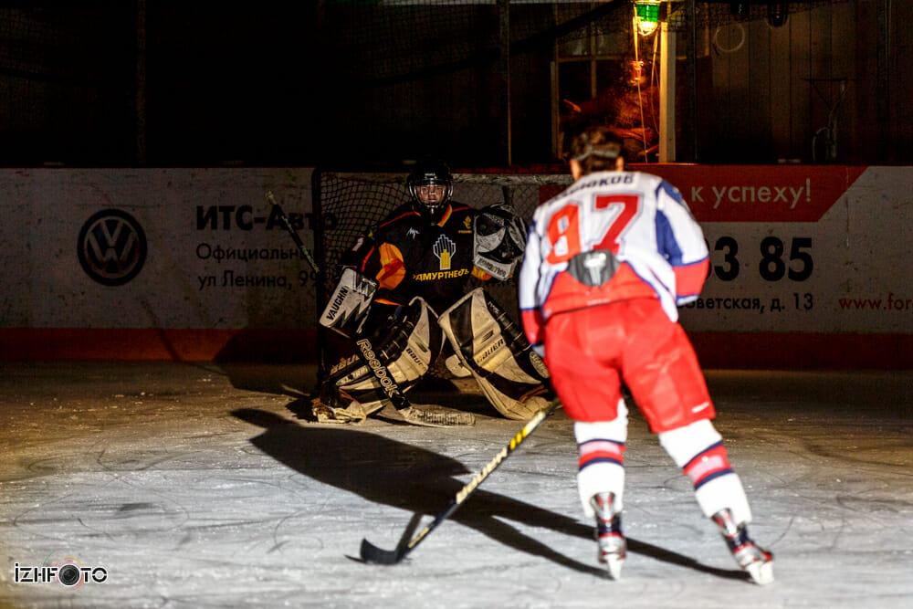 Фестиваль Холодные игры в Ижевске
