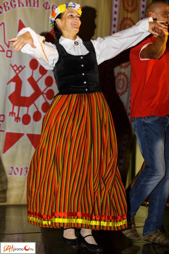 Творческие площадки во время фестиваля открылись по всей Удмуртии