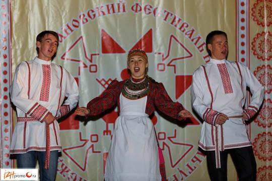 Бурановский фестиваль в Ижевске