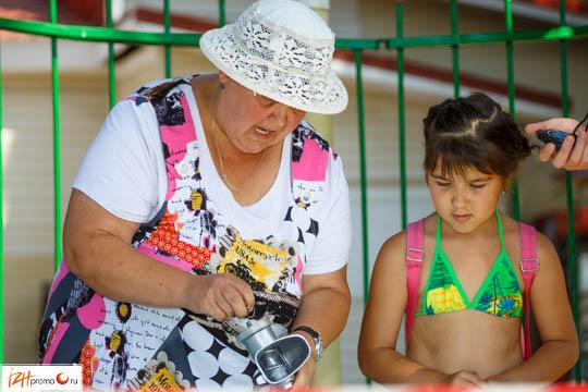 Фотографии с праздников в Воткинске