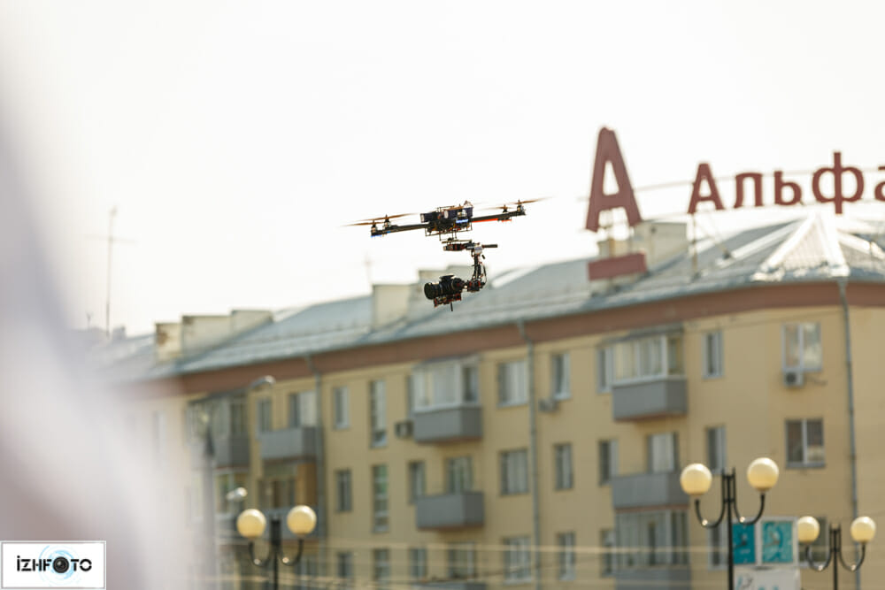 Летающая камера Ижевск