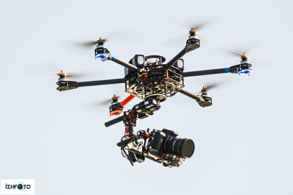 Летающая камера