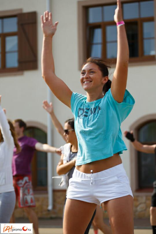 Тренировки в Чекериле Ижевск