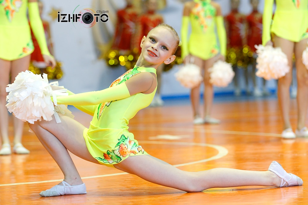 Черлидинг Ижевск Фото