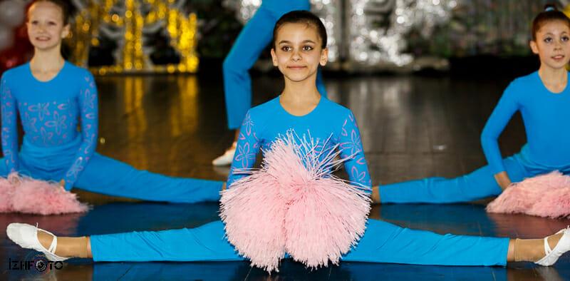 Детский танцевальный коллектив Искра, Ижевск