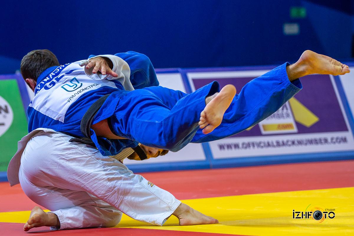 Фото с Чемпионата Европы по дзюдо среди юниоров Ижевск 2019
