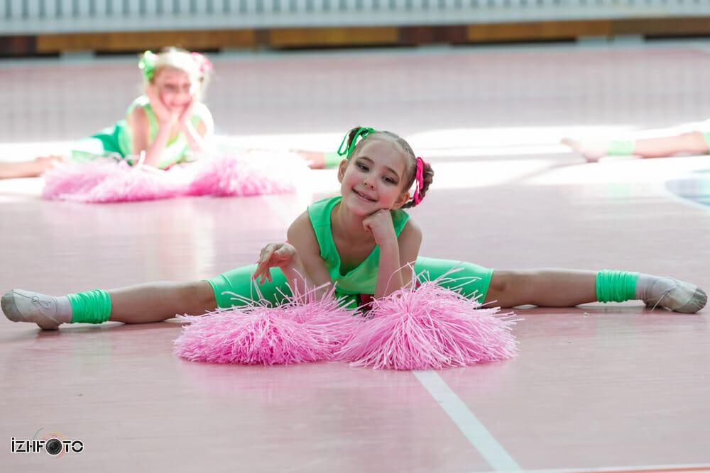 Чир-спорт детский Фото