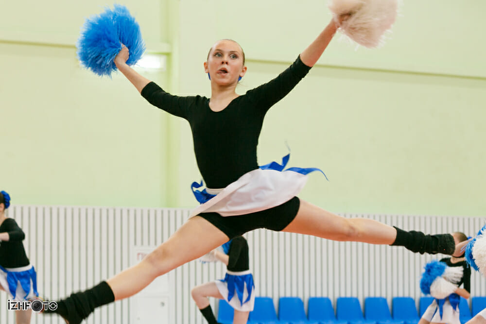 Детский спорт в Ижевске и Удмуртии Фото