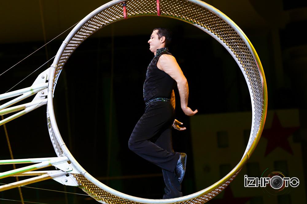 Фотографии с цирковых представлений