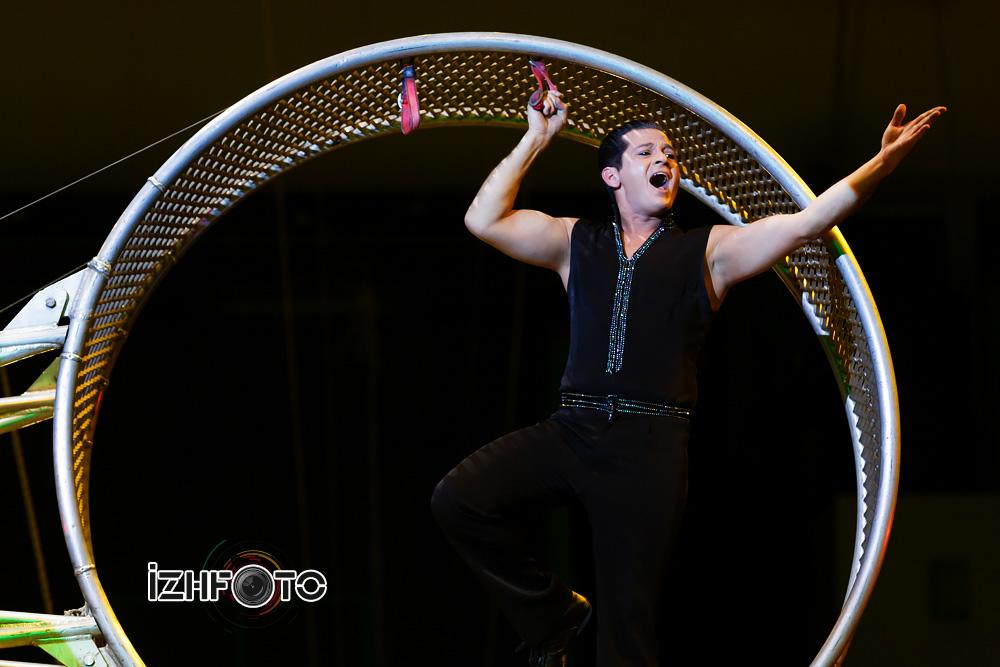Выступления в Цирке Ижевска Фото