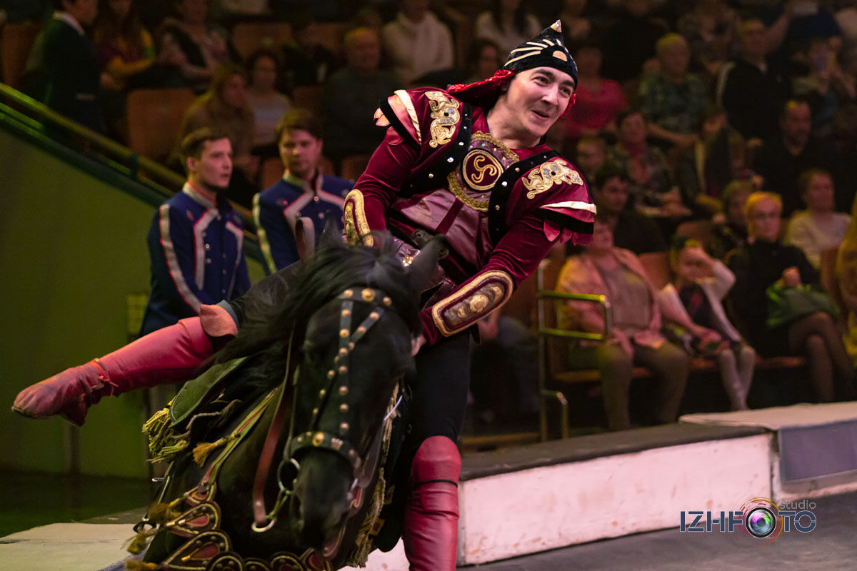 Фестиваль Ижевск цирк 2020