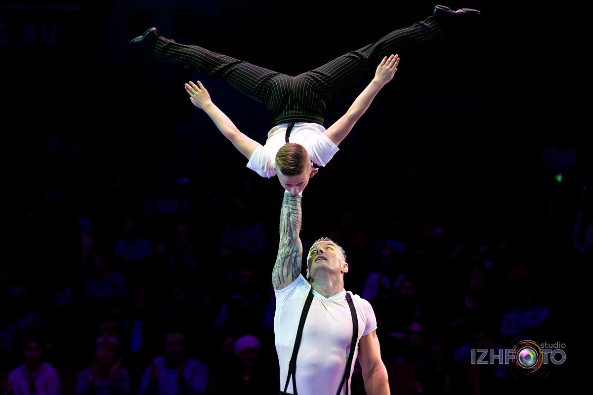 Фестиваль в Ижевском цирке