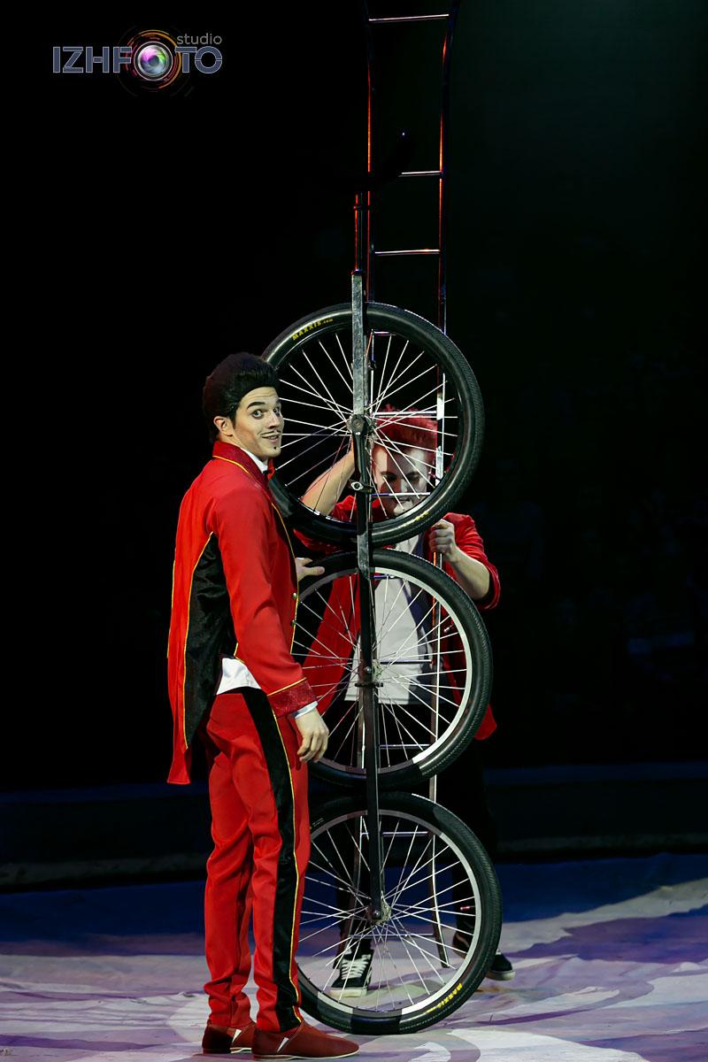 Новый год цирк