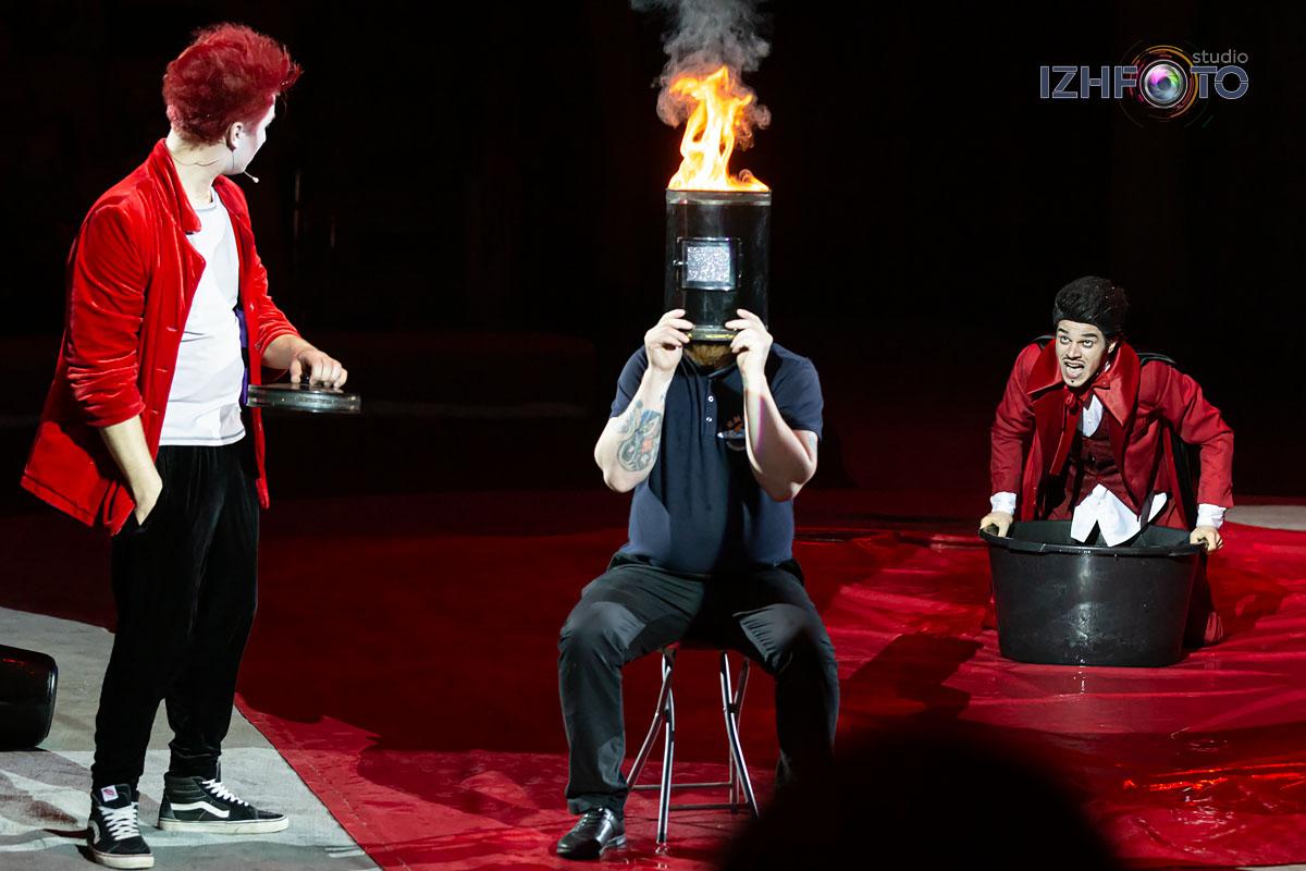 Цирк Ижевска Фото