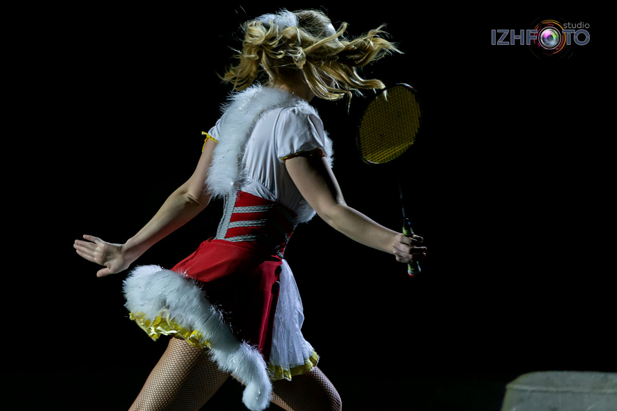 Фото с новогоднего представления в цирке