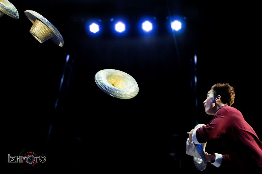Фото выступлений китайского цирка