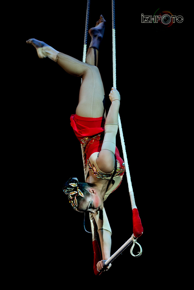 Любовь Ульянкина цирк Фото