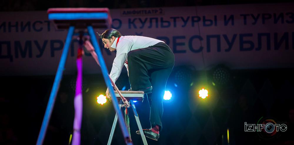 Клоун Дэвид Вассалло Фото