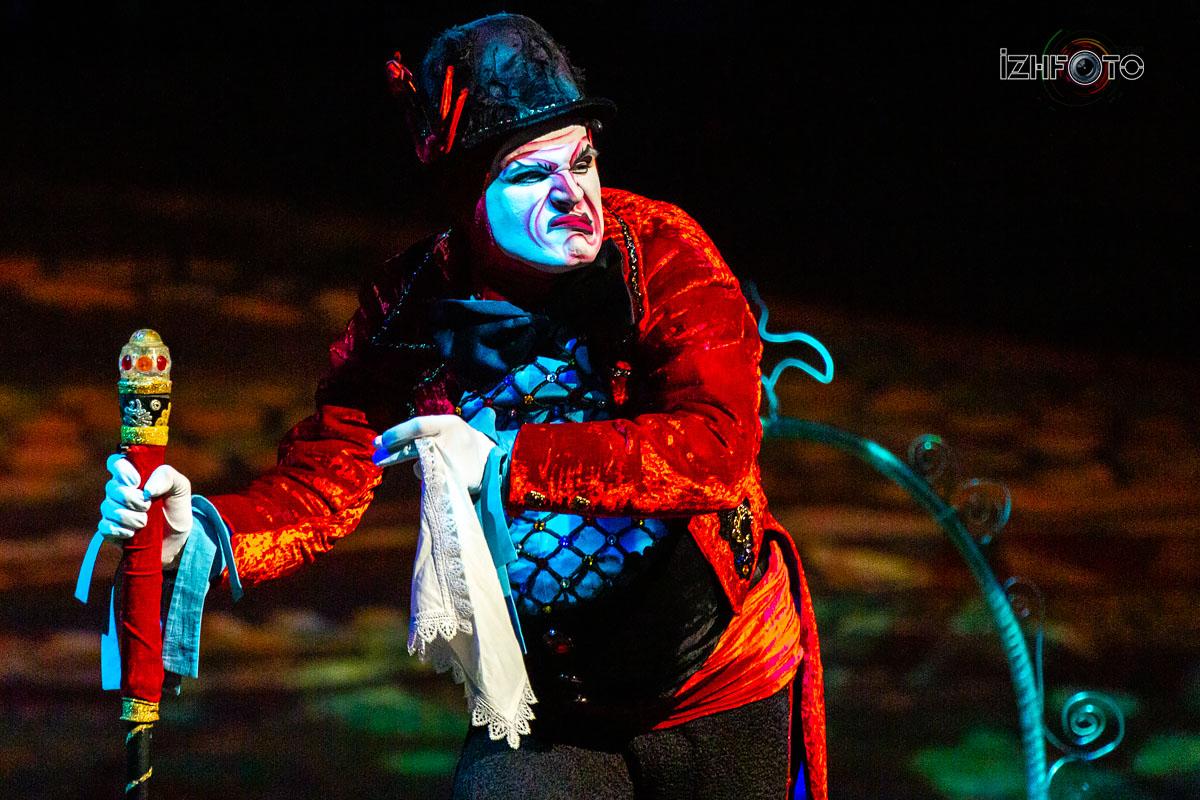 Alegria – настоящая легенда Cirque du Soleil