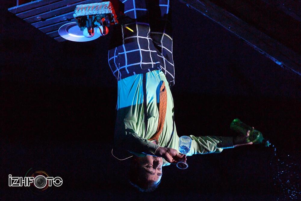 "Kai Leclerc ""Upside down""original act Switzerland"