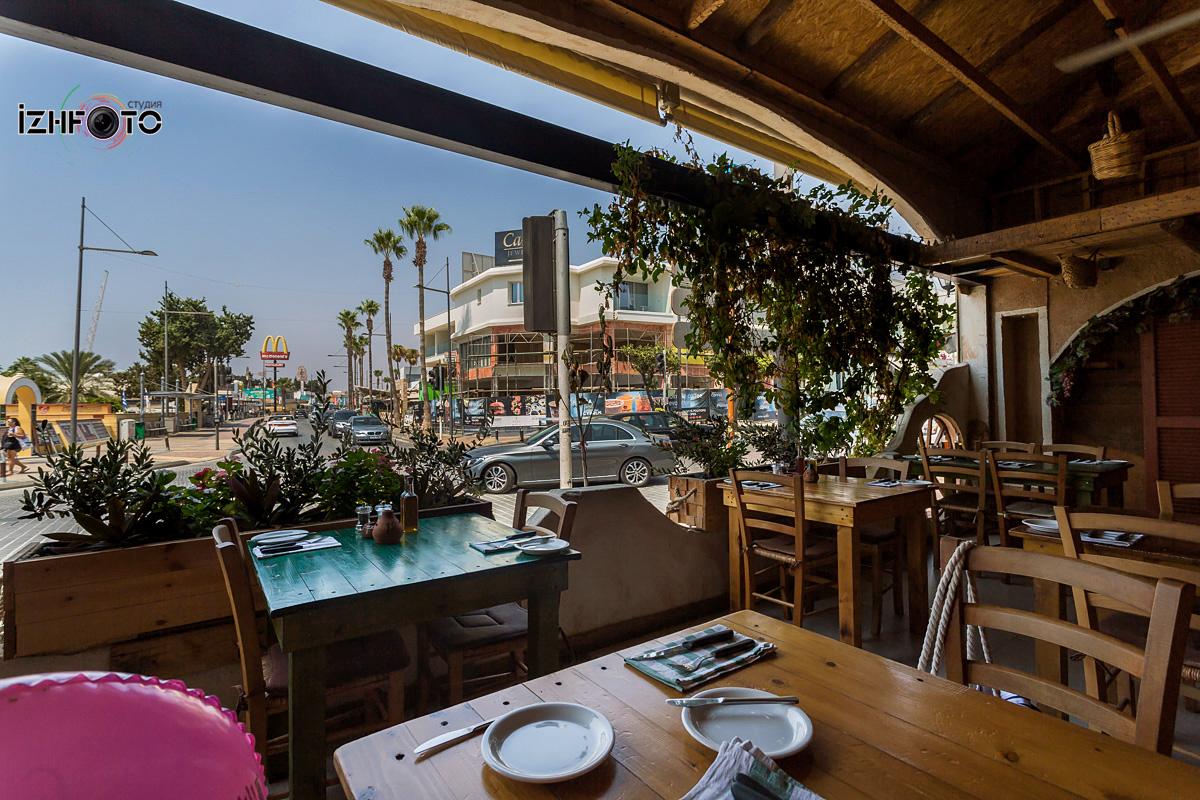Кафе и рестораны Айя напа Кипр